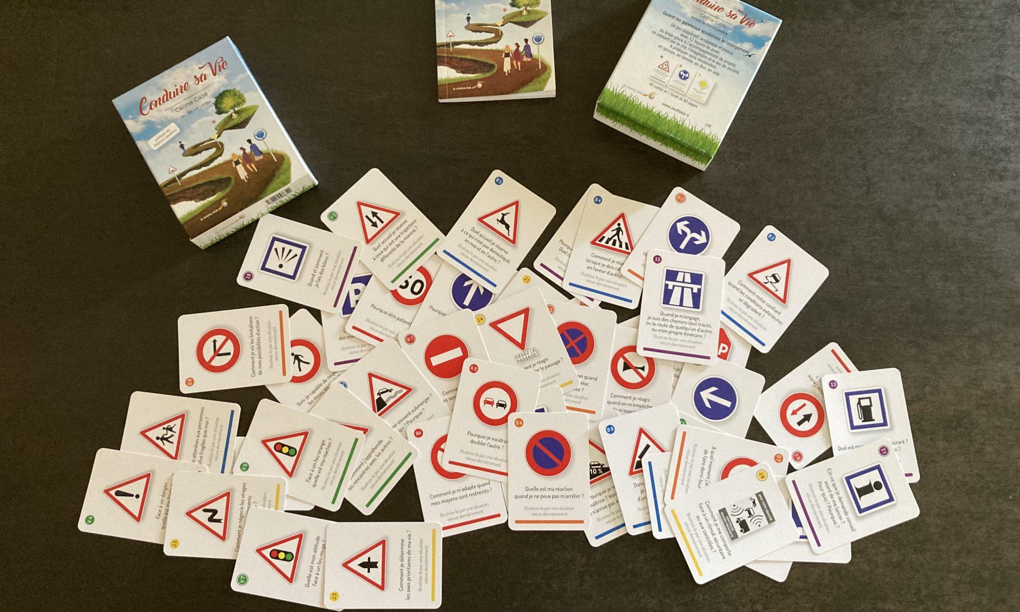 Conduire sa vie en entreprise : un jeu collaboratif pour résoudre les problématiques d'équipe