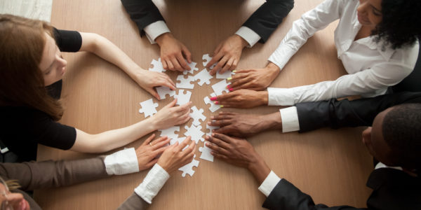 Equipe- Engagez- Energie- Management vivant