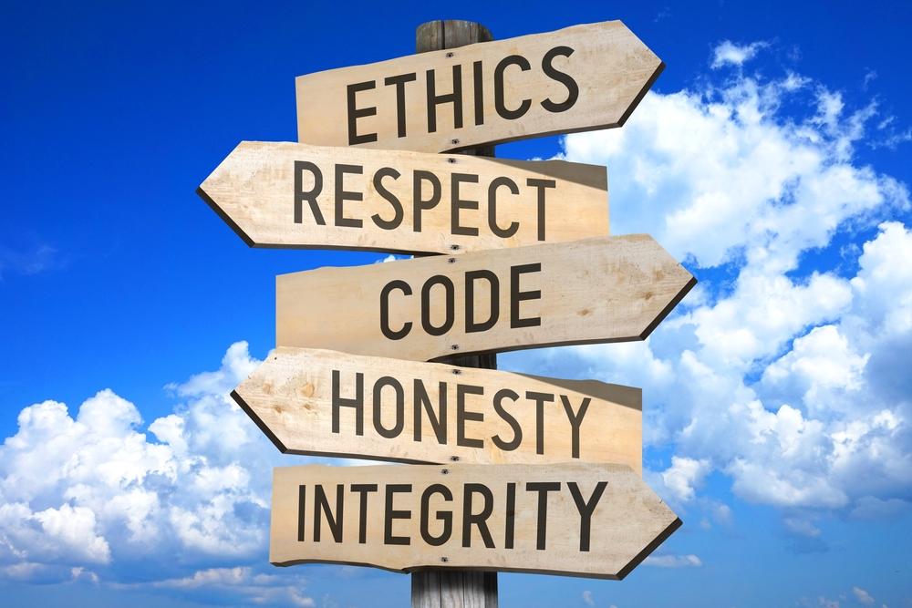 Ethique, ethics, performance, respect