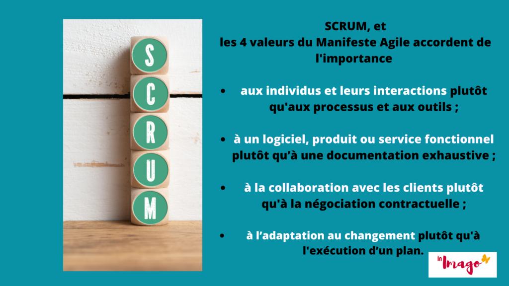 VUCA, SCRUM, et les 4 valeurs du Manifeste Agile