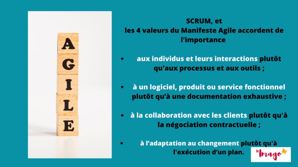 Coaching Agile, Valeurs Agile, Scrum, management VuCAVUCA