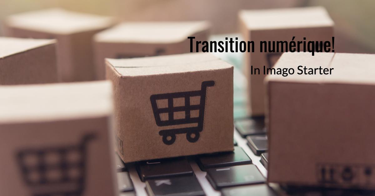 In Imago Starter, transition numérique